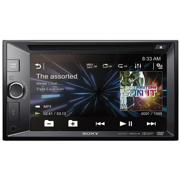 купить Sony XAV-W600//C