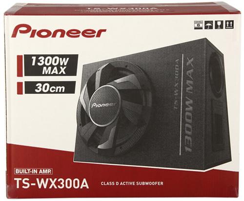 купить Pioneer TS-WX300A