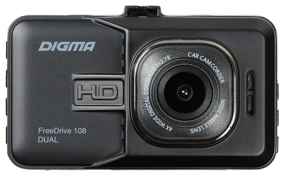Купить Digma FreeDrive 108 Dual