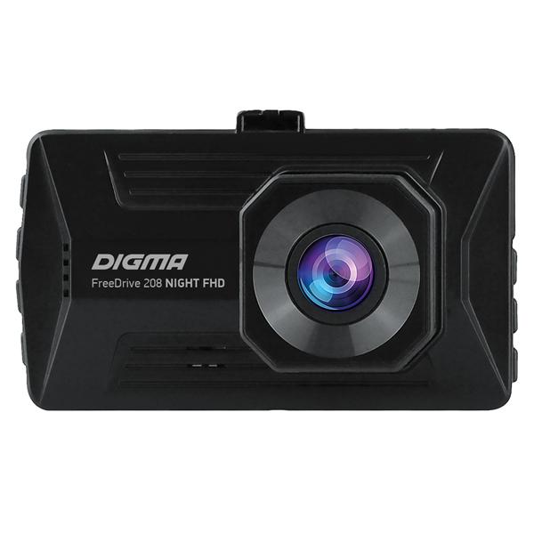 Купить Видеорегистратор Digma FreeDrive 208 NIGHT