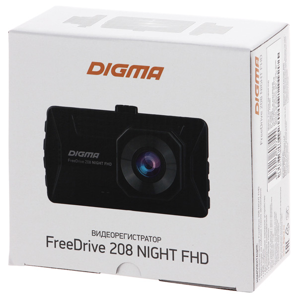 Digma FreeDrive 208 NIGHT