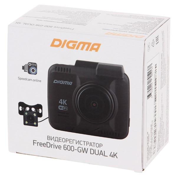 Купить Digma FreeDrive 600-GW DUAL